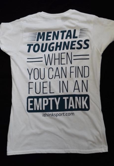 mental toughness tshirt