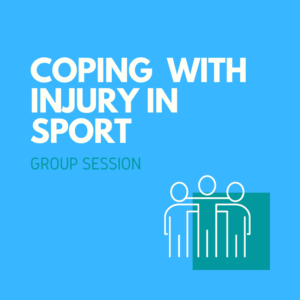coping with injury sport