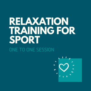relaxation in sport